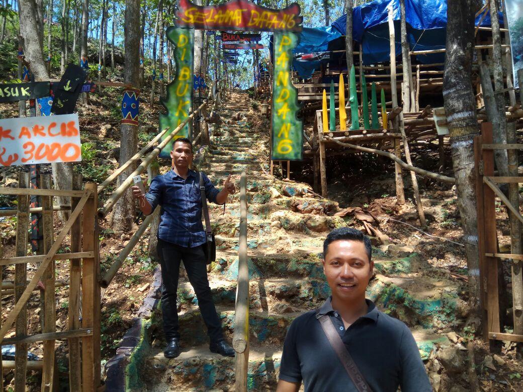 Bukit Pandang Ki Santa Mulya Kayen Pati : Suara Pati News